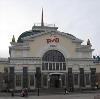 Железнодорожные вокзалы в Балашове