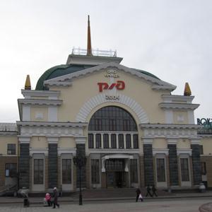 Железнодорожные вокзалы Балашова